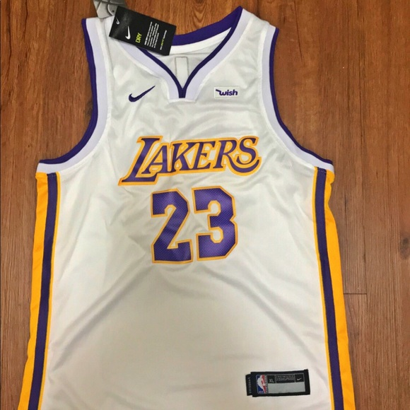 first rate 6c991 33410 Kids lebron lakers jersey